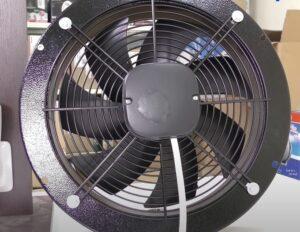 Вентилятор осевой купить в Тюмени